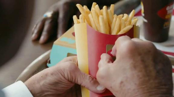 McDonald's Game Time Gold TV Spot, 'Lil Coach' Ft. Mike Ditka, Jerry Rice - Thumbnail 1