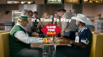 McDonald's Game Time Gold TV Spot, 'Lil Coach' Ft. Mike Ditka, Jerry Rice - Thumbnail 6