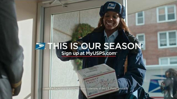 USPS Real-Time Delivery Notifications TV Spot, 'Holiday 2015: Mittens' - Thumbnail 9