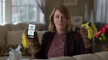 USPS Real-Time Delivery Notifications TV Spot, 'Holiday 2015: Mittens' - Thumbnail 5