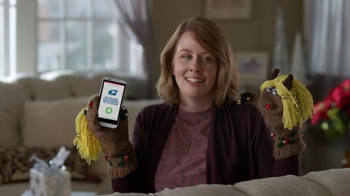 USPS Real-Time Delivery Notifications TV Spot, 'Holiday 2015: Mittens' - Thumbnail 7