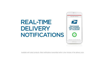 USPS Real-Time Delivery Notifications TV Spot, 'Holiday 2015: Mittens' - Thumbnail 8