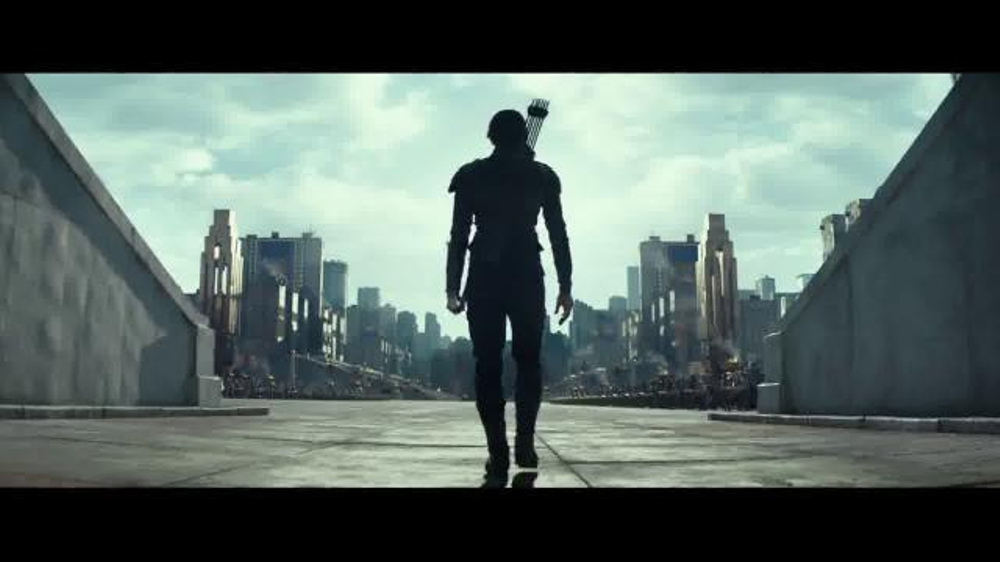 Dodge TV Commercial, 'The Hunger Games: Mockingjay - Part Two: Playing With Fire'