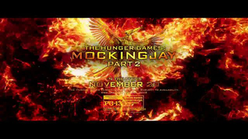 Dodge TV Spot, 'The Hunger Games: Mockingjay - Part Two: Playing With Fire' - Thumbnail 7