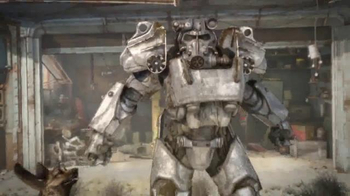 Fallout 4 TV Spot, 'Fox Sports 1: Power Armor' - Thumbnail 3