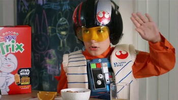 General Mills TV Spot, 'Star Wars: The Force Awakens: Droid Viewers' - 835 commercial airings