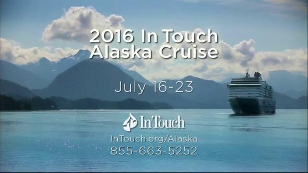 2016 In Touch Alaska Cruise TV Commercial, 'Final Frontier'