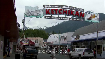 2016 In Touch Alaska Cruise TV Spot, 'Final Frontier' - Thumbnail 6