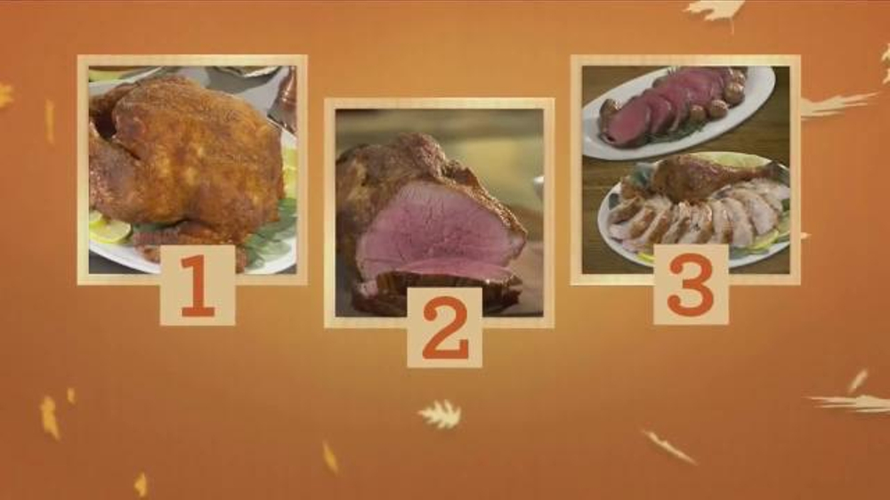 Cajun Injector Tv Commercial Food Network Holiday 123 Ispot
