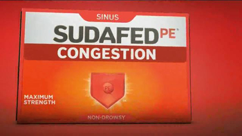Sudafed Congestion TV Spot, 'Liberated' - Thumbnail 5