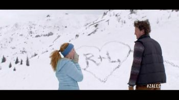 Zales Endless Brilliance Collection TV Spot, 'Snowshoeing' - 1184 commercial airings