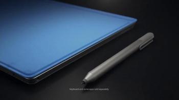 Microsoft Surface Pro 4 TV Spot, 'Do Great Things' - Thumbnail 7