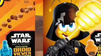 General Mills TV Spot, 'Star Wars: The Force Awakens: TIE Fighter Attack' - Thumbnail 6