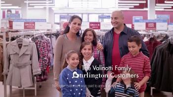 Burlington Coat Factory TV Spot, 'Donate a Coat and Save 10%' - Thumbnail 1