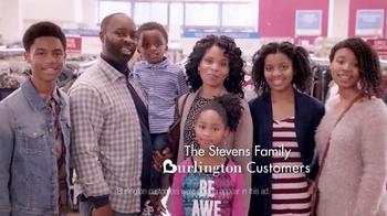Burlington Coat Factory TV Spot, 'Donate a Coat and Save 10%' - Thumbnail 2