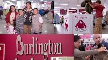 Burlington Coat Factory TV Spot, 'Donate a Coat and Save 10%' - Thumbnail 3