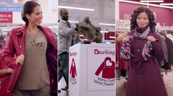 Burlington Coat Factory TV Spot, 'Donate a Coat and Save 10 Percent' - Thumbnail 5