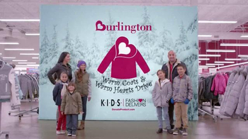 Burlington Coat Factory TV Spot, 'Donate a Coat and Save 10 Percent' - Thumbnail 8