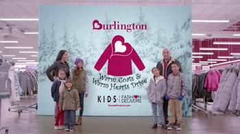 Burlington Coat Factory TV Spot, 'Donate a Coat and Save 10%' - Thumbnail 8