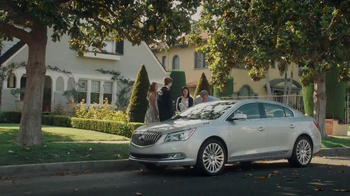 Buick Black Friday Sales Event TV Spot, 'It's a Buick' - 1686 commercial airings