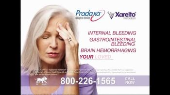 Pradaxa and Xarelto Warning thumbnail