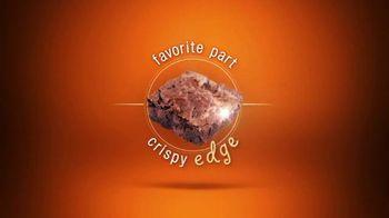 Brownie Brittle TV Spot, 'Crispy Edge'
