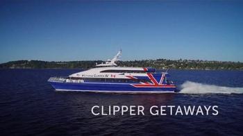 Clipper Vacations TV Spot, 'Overnight Holiday Getaway' - Thumbnail 1