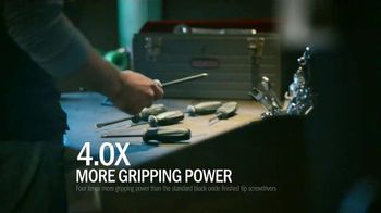 Craftsman Extreme Grip TV Spot, 'Hands Made for Work'