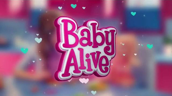 Baby Alive Super Snacks Snackin' Sara TV Spot, 'Stink-A-Roo' - Thumbnail 1