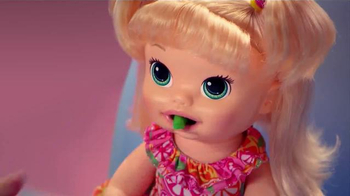 Baby Alive Super Snacks Snackin' Sara TV Spot, 'Stink-A-Roo' - Thumbnail 6