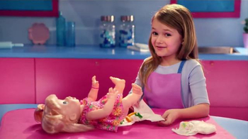 Baby Alive Super Snacks Snackin' Sara TV Spot, 'Stink-A-Roo' - Thumbnail 8