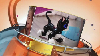 Zoomer Kitty TV Spot, 'Nickelodeon: New and Now' - Thumbnail 4