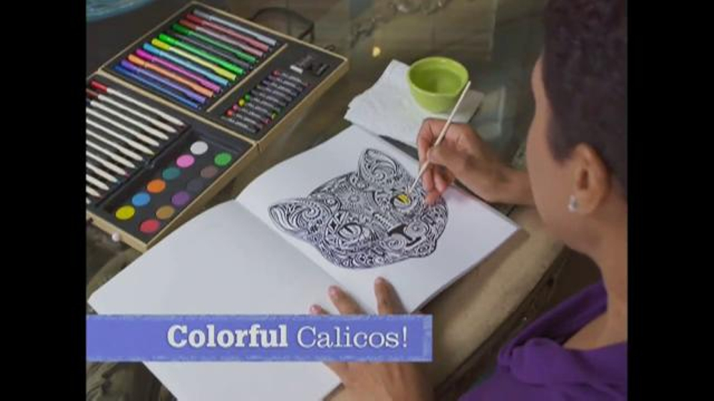 Colorama Books Cats Kittens TV Commercial Page After