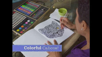 Colorama Books Cats & Kittens TV Spot, 'Page After Page' - 208 commercial airings