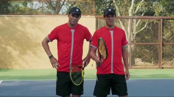Tennis Warehouse TV Spot, 'Bryan Brothers Chest Bump' Featuring Bob Bryan