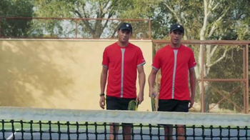 Tennis Warehouse TV Spot, 'Bryan Brothers Chest Bump' Featuring Bob Bryan - Thumbnail 1