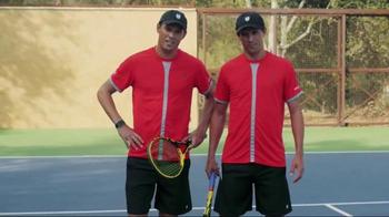 Tennis Warehouse TV Spot, 'Bryan Brothers Chest Bump' Featuring Bob Bryan - Thumbnail 3