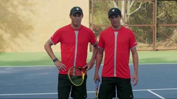 Tennis Warehouse TV Spot, 'Bryan Brothers Chest Bump' Featuring Bob Bryan - Thumbnail 4