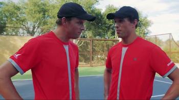 Tennis Warehouse TV Spot, 'Bryan Brothers Chest Bump' Featuring Bob Bryan - Thumbnail 5