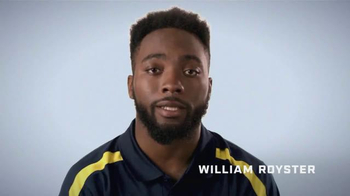 RISE to Win TV Spot, 'University of Michigan' Ft. Tom Brady, Desmond Howard - Thumbnail 7