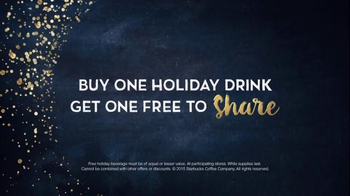 Starbucks TV Spot, 'Holiday Cheer' Song by The Little Estate - Thumbnail 7
