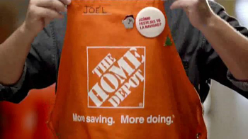 The Home Depot TV Spot, 'Construye la felicidad' [Spanish] - Thumbnail 1