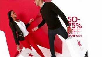 Macy's Super Saturday Sale TV Spot, 'November 2015 Savings Pass' - Thumbnail 3