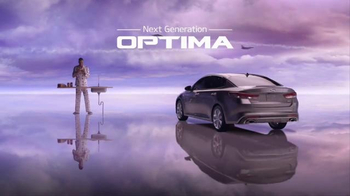 2016 Kia Optima TV Spot, 'PB&J' Featuring Blake Griffin - Thumbnail 10