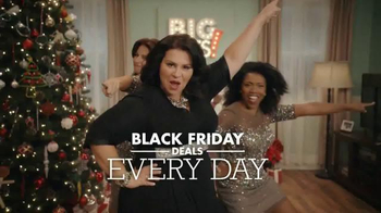 Big Lots TV Spot, 'Black Friday Woman' - 2447 commercial airings