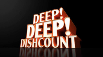 Little Caesars Pizza TV Spot, 'Deep! Deep! Dishcount!' [Spanish] - Thumbnail 4