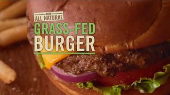 Outback Steakhouse Grass-Fed Burger TV Spot, 'Free Bonus Card'