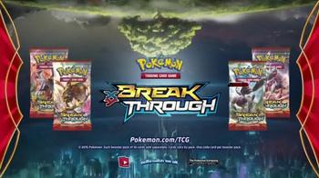 Pokemon Trading Card Game XY - BREAKthrough TV Spot, 'Unlock the Power' - Thumbnail 9