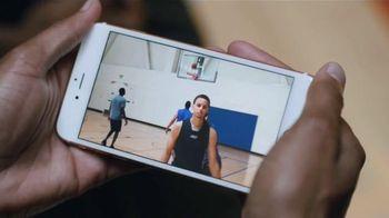 Apple iPhone 6s TV Spot, 'La cámara' con Stephen Curry [Spanish] - 25 commercial airings