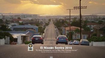 2015 Nissan Sentra TV Spot, 'La purga' canción de Willie Nelson [Spanish] - Thumbnail 9